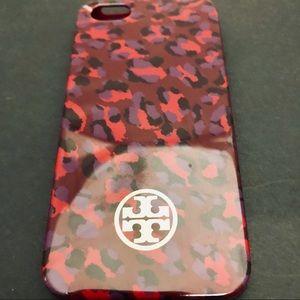 Tory Birch iPhone Case